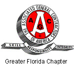 Greater Florida AGC logo