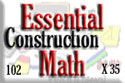 Essential Construction Math